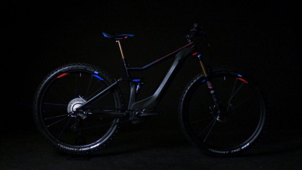 Cube Bikes: Stereo Hybrid 120